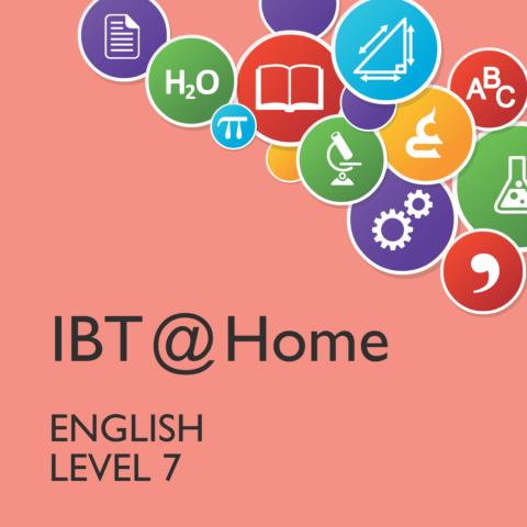 IBT @ Home English Level 7