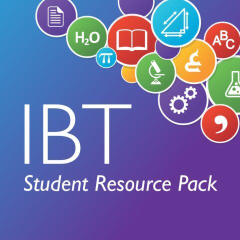 International Benchmark Test (IBT) Student Resource Packs