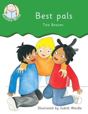 Sounds-Write Initial Code Reader: Best pals