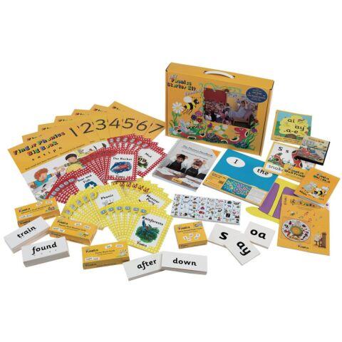 Jolly Phonics Starter Kit