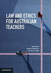 Law and Ethics for Australian Teachers