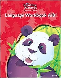 Reading Mastery - Language (K): Workbook A/B
