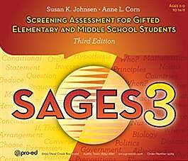 SAGES-3:4-8 scoring transparency
