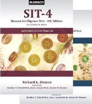 SLOSSON 4TH ED (SIT4)