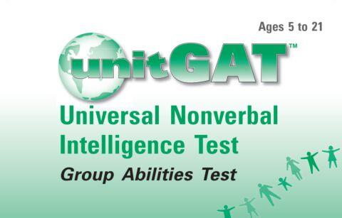 UNIT-GAT Examinee Response Booklet Ages 5-21 (pkg 25)