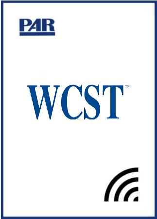 Online WCST/WCST-64 Score Reports (pkg 5)