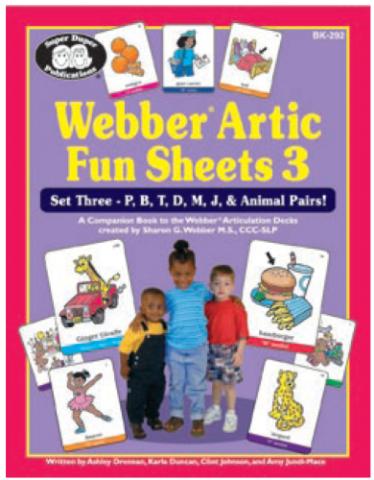 Webber Artic Fun Sheets 3