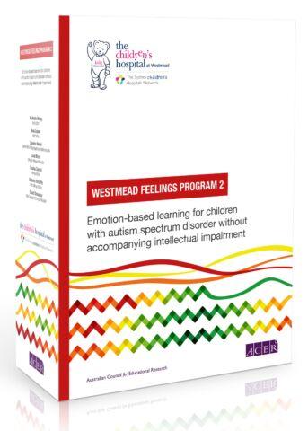 Westmead Feelings Program 2: Resource Kit & Facilitator Certification (24/1/22–1/4/22)